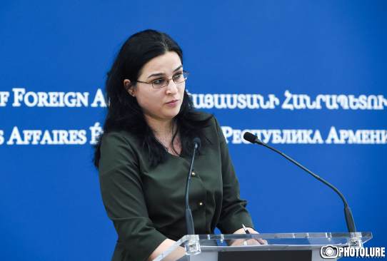 """Allegations of the minister of Foreign Affairs of Azerbaijan do not coincide with the reality"": Armenia's MFA feedback to Mamedyarov's announcement"