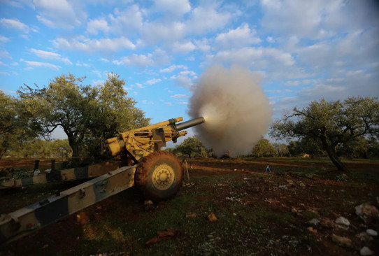 Turkey suffers heavy losses in Idlib conflict as '29 soldiers killed' in Syrian airstrike