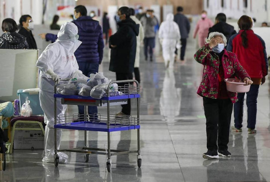 Coronavirus: China reports 327 new confirmed cases, death toll reaches 2,788