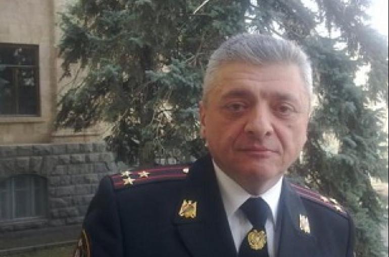Chief of military police sacked - Armenian News - Tert am