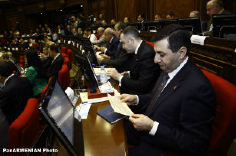 Increased salary cannot reform corrupt official – MP - Armenian News