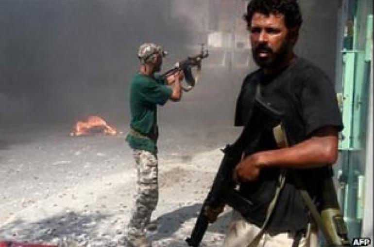 Rebels claim key cities in Libya - Armenian News - Tert am