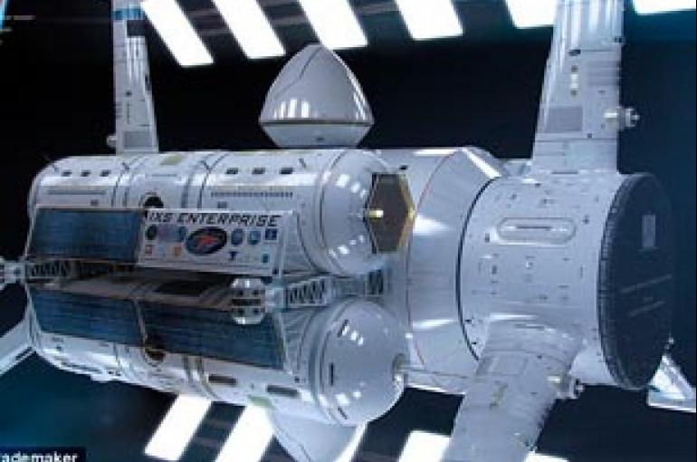Nasa Reveals Latest Designs For Star Trek Style Spacecraft That