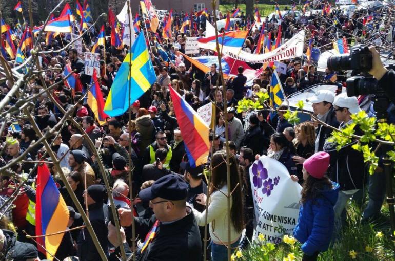 В Украине проходят мероприятия в память о жертвах Геноцида армян