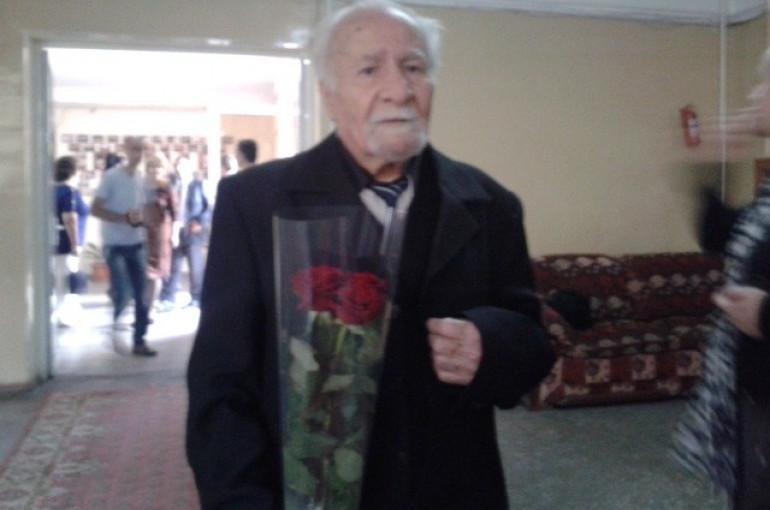 День пожилых в доме престарелых дом интернат престарелых в луганске