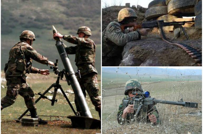 Ադրբեջանի զինուժը կրակ է բացել Տավուշի ուղղությամբ. կրակել են խոշոր տրամաչափի զենքերից