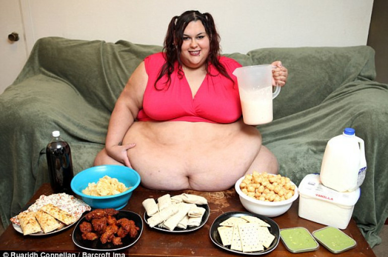 Boyfriend is obese my morbidly When Your