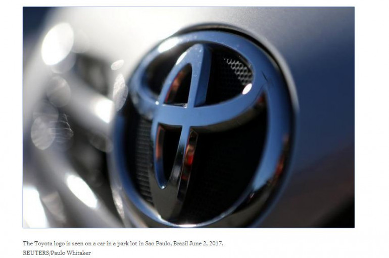 Toyota to form electric car technology venture with Mazda