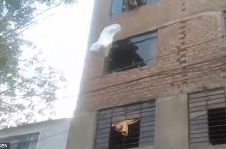 18-ամյա աղջիկը տանը ծննդաբերել է ու պատուհանից դուրս նետել նորածնին