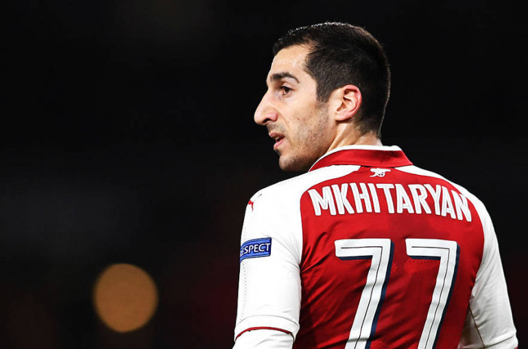cc38f9620 Mkhitaryan could be back for Europa League semis  - Wenger ...