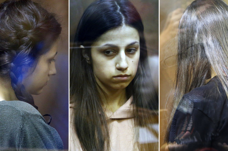 Հոր դաժան սպանության համար մեղադրվող Խաչատուրյան քույրերից կրտսերն անմեղսունակ է ճանաչվել