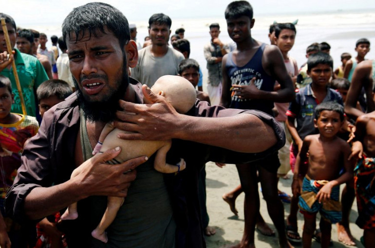 UN warns of continuing Rohingya genocide - Armenian News