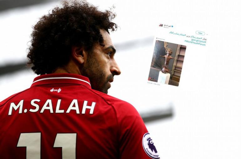 Liverpool star Mohamed Salah's statue unveiled in Egypt - Armenian