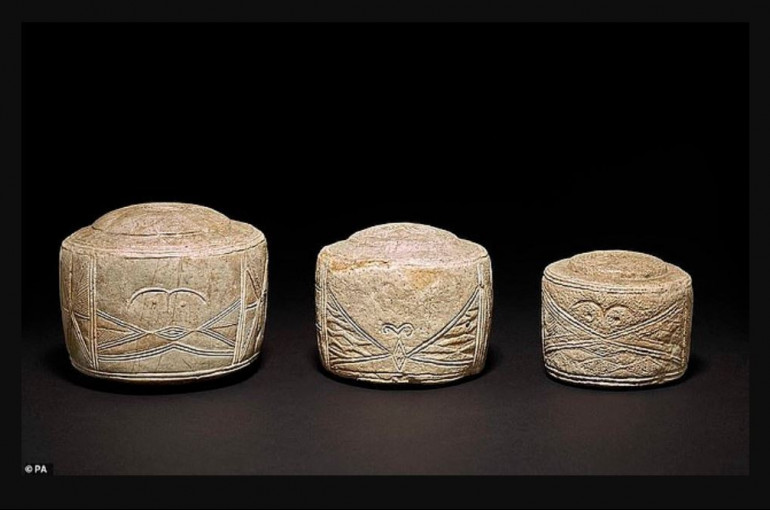 Mystery of Stonehenge cylinders solved! Stone 'drums' found