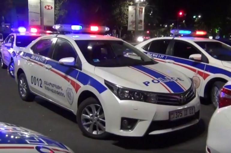 Երևանում անհայտ մակնիշի և համարանիշի մեքենայով վրաերթի են ենթարկել ոստիկանության գնդապետի