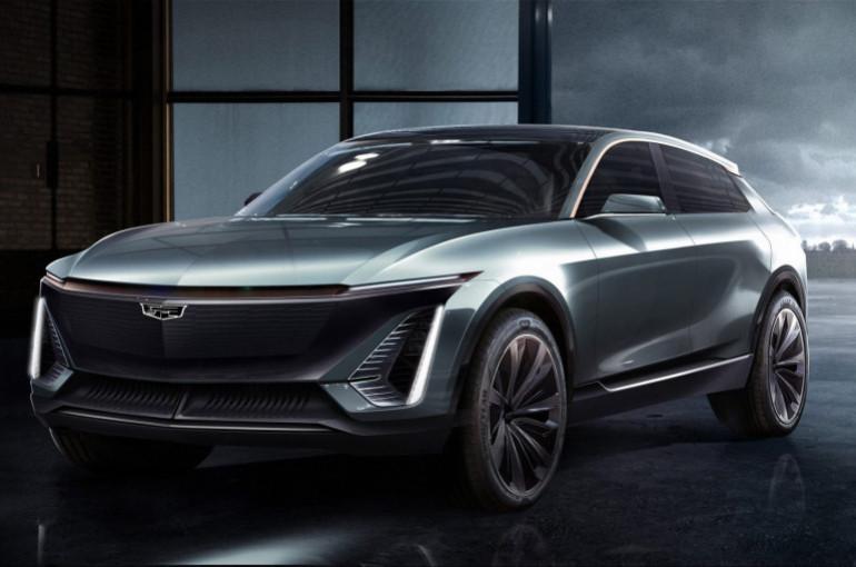 Cadillac Previews Its First Electric Car Armenian News Tert Am