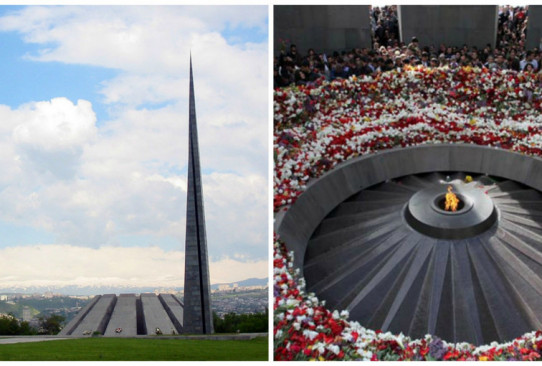 Today marks 104th anniversary of Armenian Genocide