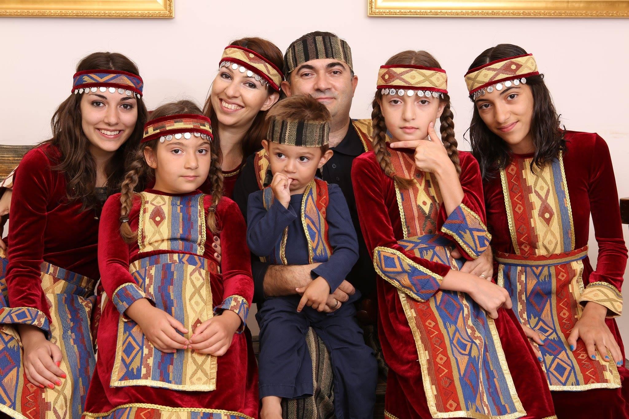 свой древние армяне фото восторге