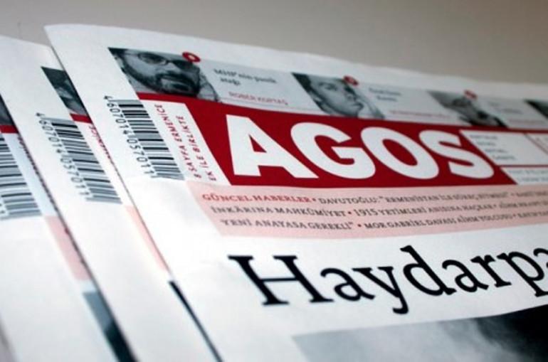 «Թուրքական ավիաուղիները» արգելել է  հայկական «Ակոս» թերթը տարածել ինքնաթիռներում