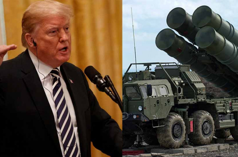 С-400-ների մասով միայն պատճառաբանություն էին.ԱՄՆ-ն պարզապես չի ցանկանում Թուրքիայի զարգացումը,նրան հզոր տեեսնել