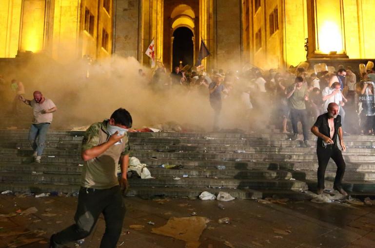 Վրաստանում ցույցերի հետևանքով տուժած քաղաքացիները բուժումը կշարունակեն Թուրքիայում և Իսրայելում