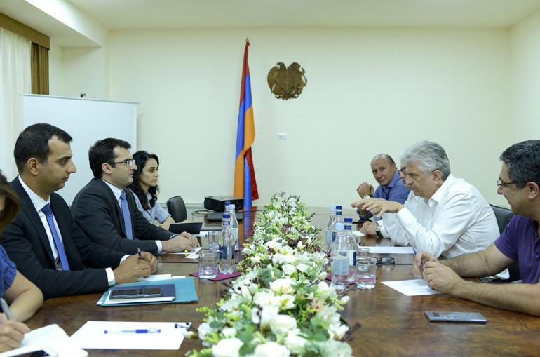 Swiss-Armenian businessman pledges to import cutting-edge