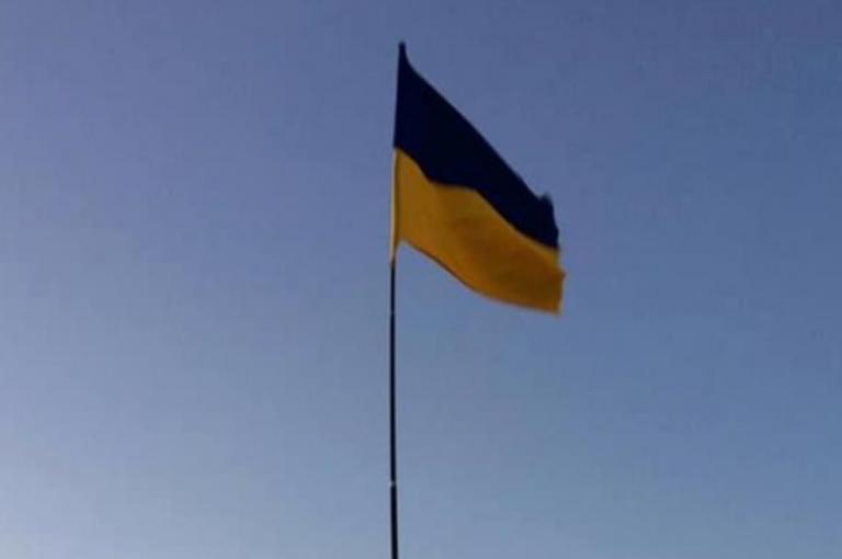 Ղրիմում բարձրացրել են Ուկրաինայի դրոշը