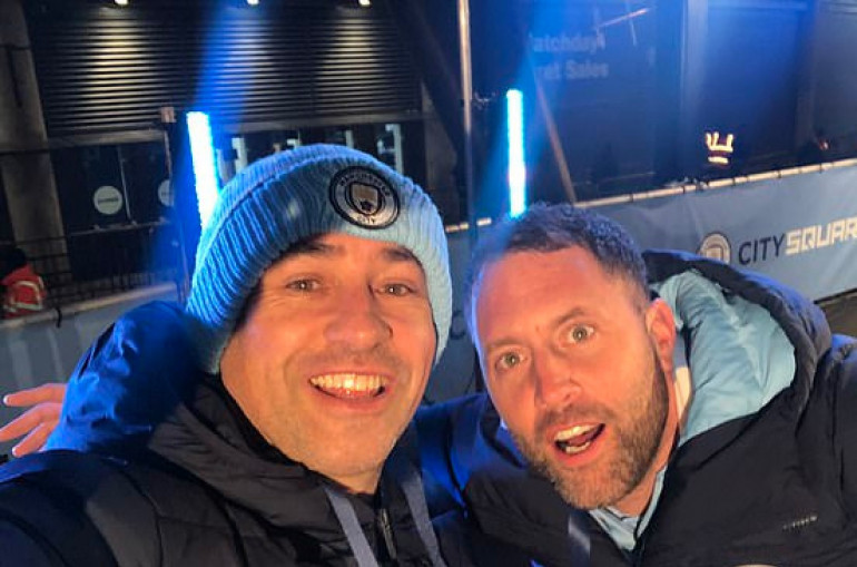 Manchester City fire controversial radio hosts and matchday