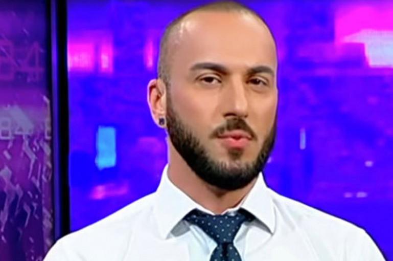 Եթերում Պուտինին հայհոյած վրացի հաղորդավարը ներողություն չի խնդրի.մտադիր է «մոտավորապես նույն ոճի» ծրագիր թողարկել
