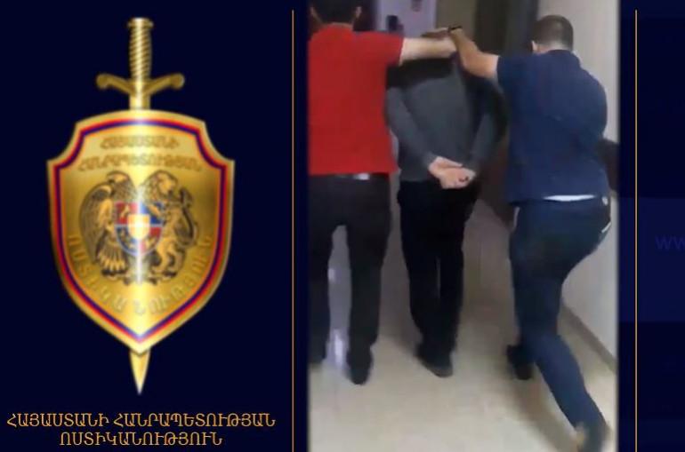 Տեսանյութ.Սպանության մեջ  մեղադրվող 35-ամյա տղամարդը հայտնաբերվել է Վանաձորում. մանրամասներ՝ 28-ամյա աղջկա սպանությունից