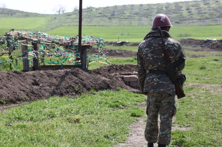 Այսօր իբր հայ-ադրբեջանական սահմանին «հայկական սադրանքի» հետևանքով զոհվել է կրտսեր սերժանտ