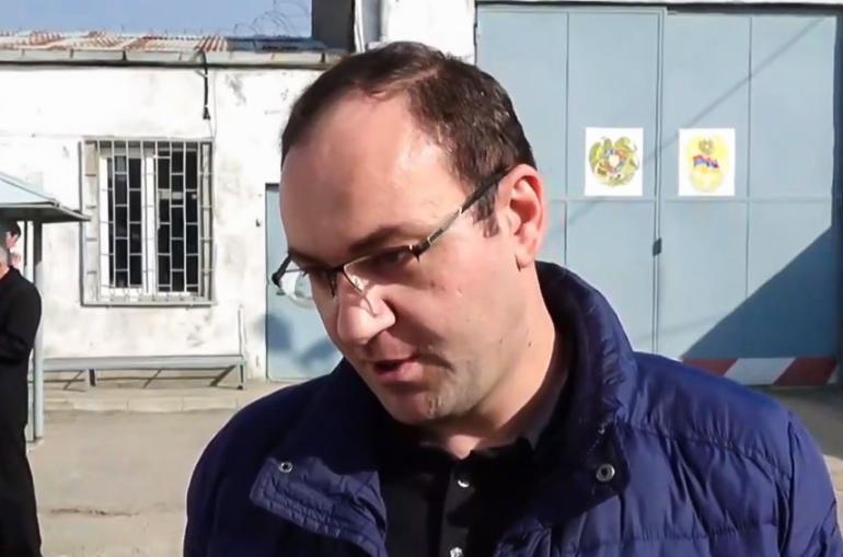 Տեսանյութ. «22 օր ապօրինի անազատության մեջ եմ գտնվել». Արսեն Բաբայանն ազատ արձակվեց