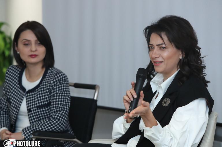 Ես ուզում եմ Մեհրիբան Ալիևային հրավիրել Ղարաբաղ.նա Ղարաբաղում կարող է իր սիրելի մուղամը լսել