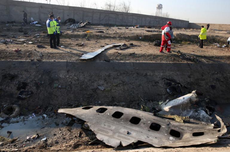 Տեսանյութ.  Իրանական հրթիռն է եղել ուկրաինական ինքնաթիռի վթարի պատճառը․ Կանադայի վարչապետ