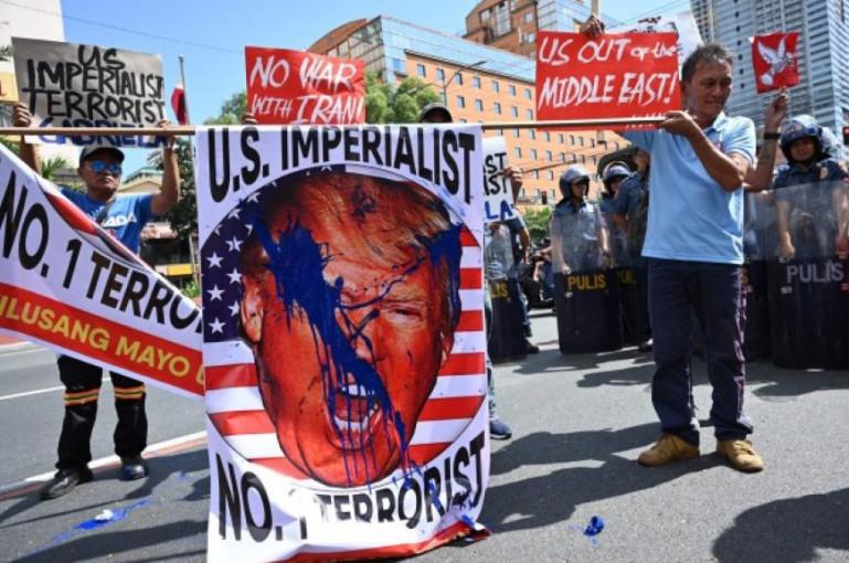 Վտանգված են միլիոնավոր կյանքեր.Ո՛չ Իրանի հետ պատերազմին.ցույցեր ԱՄՆ-ում՝ ընդդեմ Թրամփի