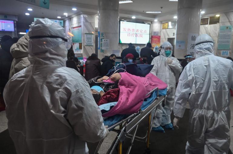 Սրընթաց տարածվող մահացու կորոնավիրուսի պատճառով Չինաստանում  զոհերի թիվը հասել է 2592-ի