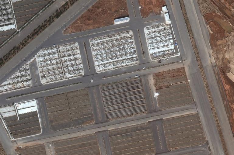 Արբանյակն Իրանում զանգվածային գերեզմաններ է հայտնաբերել. կորոնավիրուսի զոհերի թիվն իրականում կարող է շատ ավելի մեծ լինել