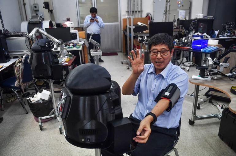 Թաիլանդի հիվանդանոցներում կորոնավիրուսով վարակվածներին «խնամում» են «նինձա ռոբոտները». Business Insider