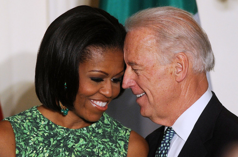 I'd take her in a heartbeat': Joe Biden says he would love to have ...