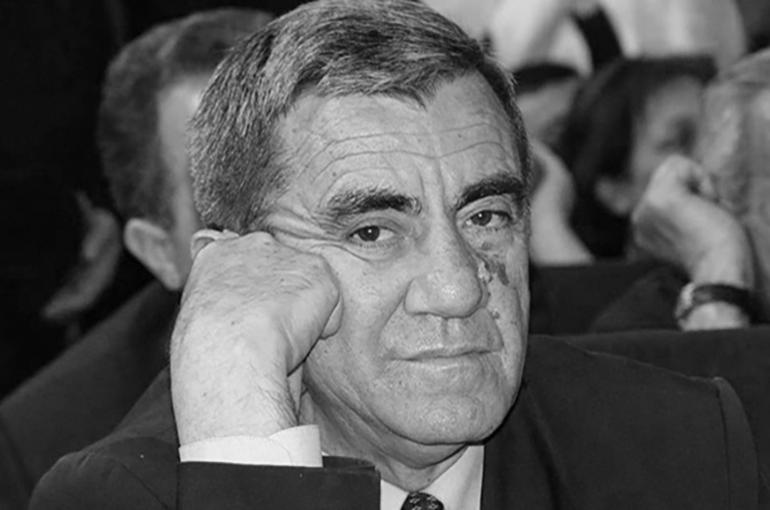 Մահացել է ԱԺ նախկին պատգամավոր, նախկին մաքսային վարչության պետ Երջանիկ Աբգարյանը