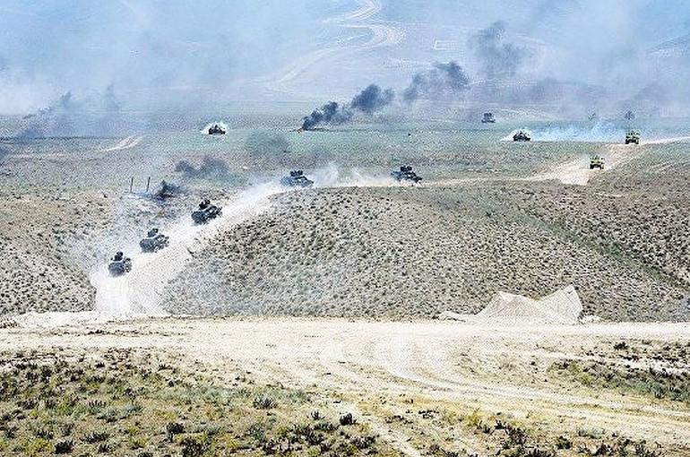 Ադրբեջանը զորավարժություններ կանցկացնի Նախիջևանում