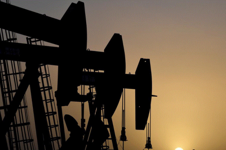 Oil prices broke the monthly record