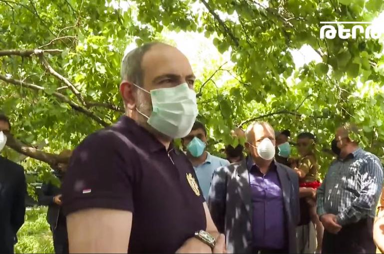 Տեսանյութ.Շատ տխուր հետևության եմ գալիս.գյուղացիների հետ հանդիպումից