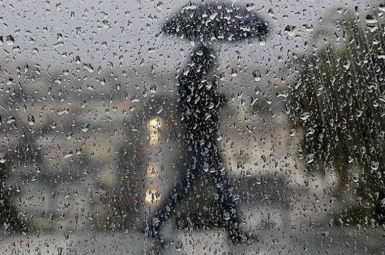 Ջերմաստիճանը կնվազի 8-10 աստիճանով․ սպասվում է անձրև և ամպրոպ, քամի