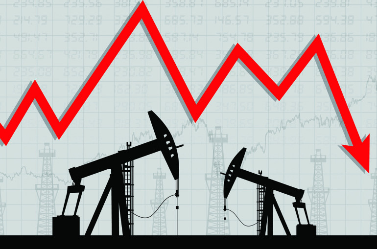 Oil price slide continues on OPEC