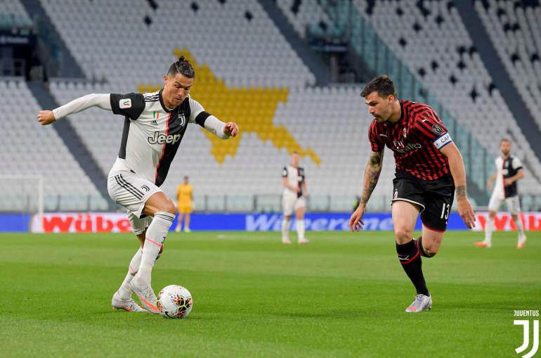 Bonucci defends Ronaldo after Coppa Italia penalty miss