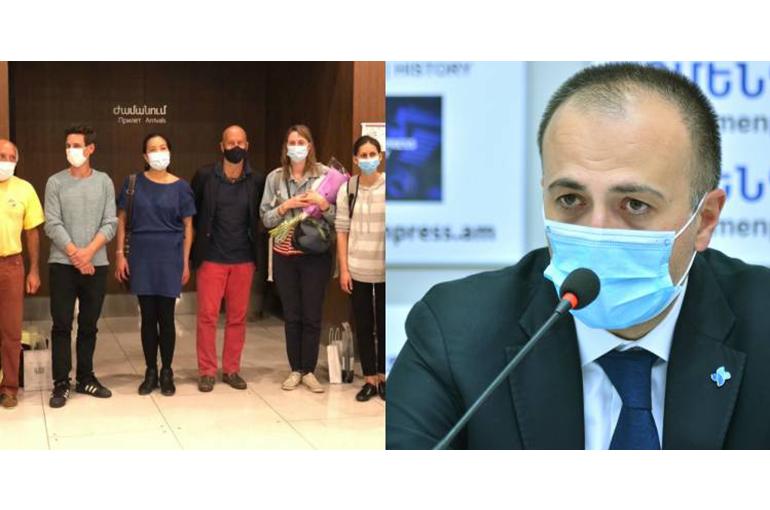Թորոսյանն «ինքնագլուխ» հրավերը.Ֆրանսիացի 7 բժիշկներից 5-ը քովիդ երբեւէ չի բուժել, այցը ՀՀ ֆրանսիական կառավարության հետ համաձայնեցված չի եղել