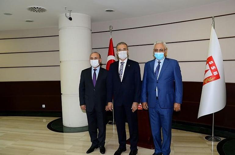 Մեր անօդաչու թռչող սարքերն ու հրթիռներն Ադրբեջանի տրամադրության տակ են