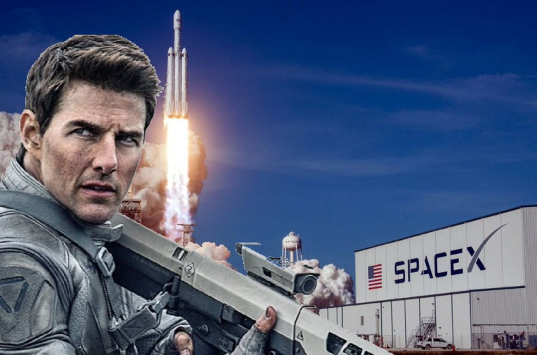 Tom Cruise to shoot in space for $200mn budget film