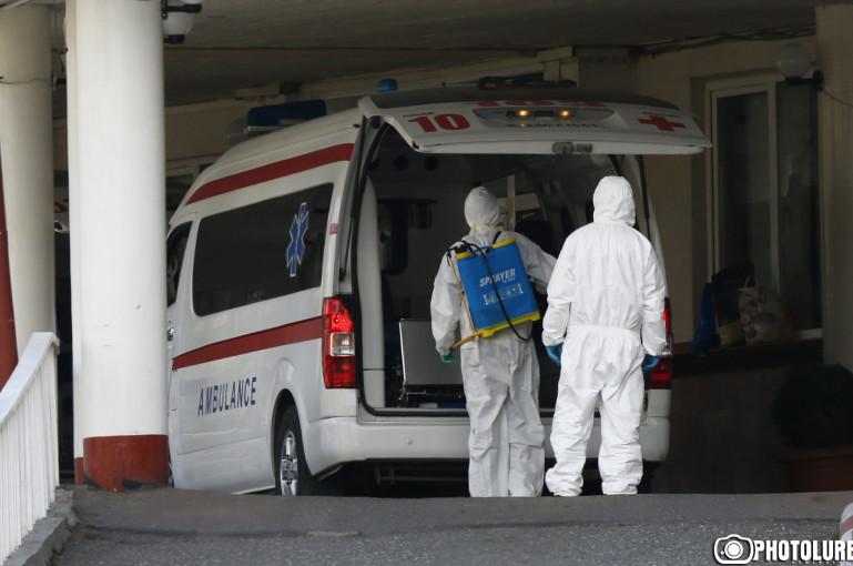 Հայաստանում հաստատվել է կորոնավիրուսով վարակվելու 23, մահվան՝  5 նոր դեպք